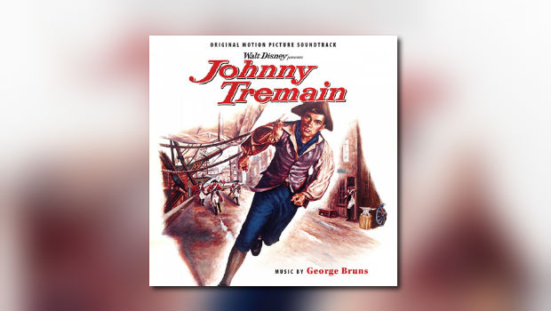 Neu von Intrada: Johnny Tremain (George Bruns)