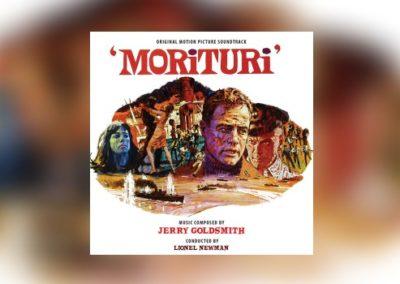 Jerry Goldsmiths Morituri von Intrada