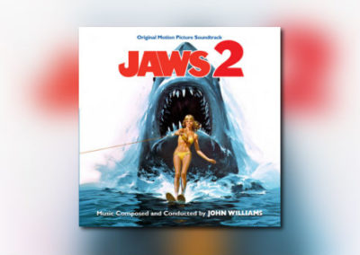 Intrada: John Williams' Jaws 2 als Doppelalbum