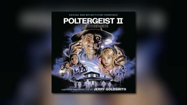 Intrada: Jerry Goldsmiths Poltergeist II als 3-CD-Set