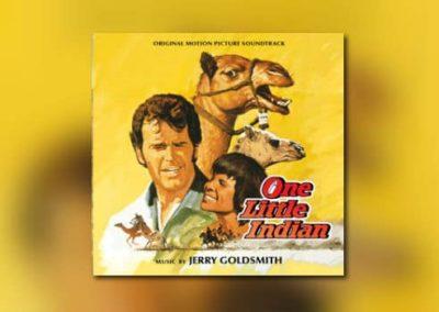Intrada: Jerry Goldsmiths One Little Indian als Neuauflage