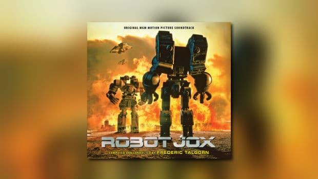 Neu von Intrada: Robot Jox (expanded)