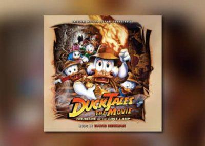 Neu von Intrada: DuckTales – The Movie