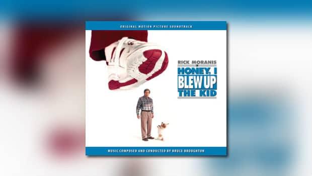 Neu von Intrada: Bruce Broughtons Honey I Blew Up the Kid