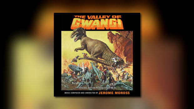 Neu von Intrada: The Valley of Gwangi (Jerome Moross)