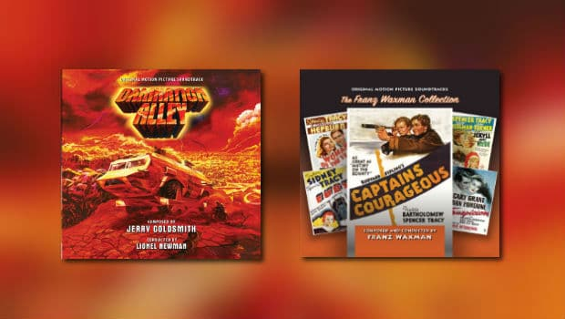 Neu von Intrada: Jerry Goldsmith & Franz Waxman