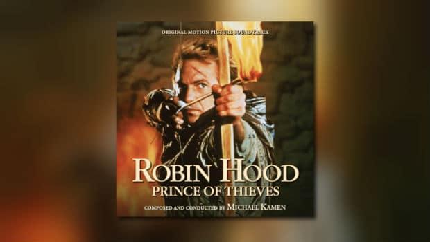 Neu von Intrada: Robin Hood: Prince of Thieves auf 2 CDs