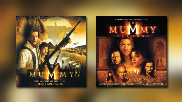 Neu von Intrada: Jerry Goldsmith & Alan Silvestri