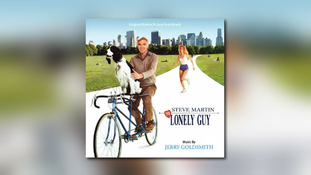 Jerry Goldsmiths The Lonely Guy von Intrada