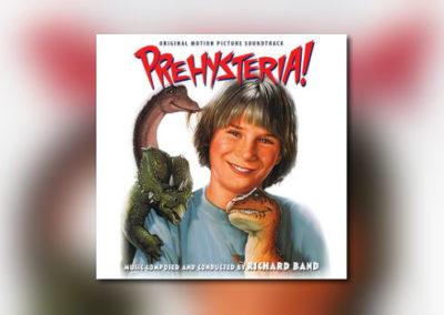 Neu von Intrada: Richard Bands Prehysteria