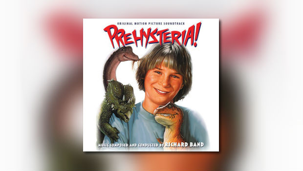 Neu von Intrada: Richard Bands Prehysteria