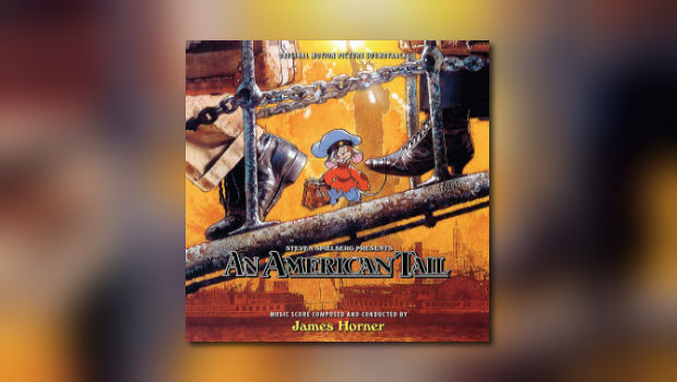 James Horners An American Tail von Intrada