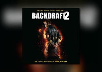 Neu von Intrada: Backdraft II