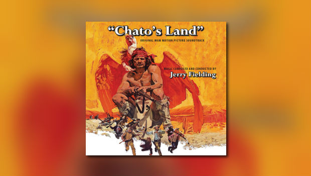 Neu von Intrada: Jerry Fieldings Chato's Land als Re-Issue