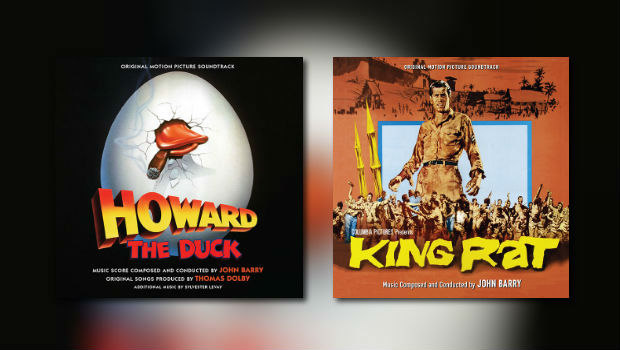Intrada: 2 x John Barry