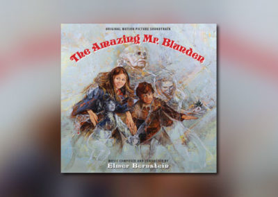 Elmer Bernsteins The Amazing Mr. Blunden von Intrada