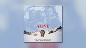 Neu von Intrada: James Newton Howards Alive als Doppelalbum