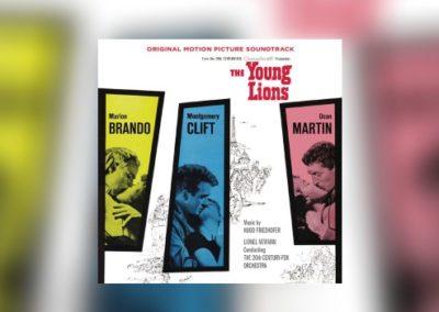 Neu von Intrada: Hugo Friedhofers The Young Lions als Doppelalbum