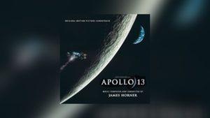Intrada: James Horners Apollo 13 als Doppelalbum