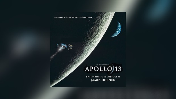 Intrada: James Horners Apollo 13 als Doppelalbum