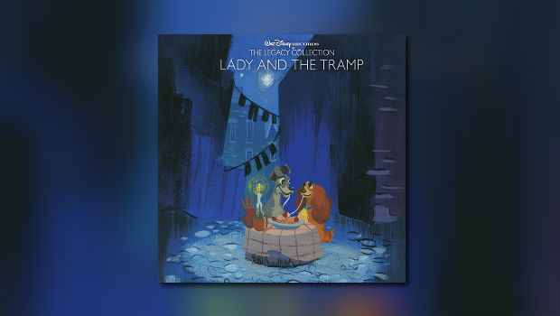 Lady and the Tramp in der Legacy Collection