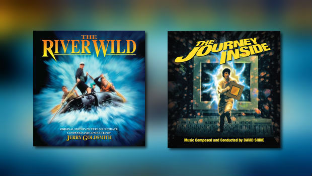 Intrada: Jerry Goldsmith, Maurice Jarre & David Shire