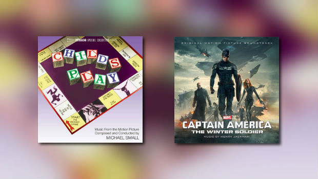 Intrada: Henry Jackman & Michael Small