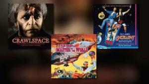 Neu von Intrada: Baxter, Donaggio & Newman