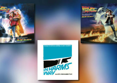 Intrada: Jerry Goldsmith & Alan Silvestri