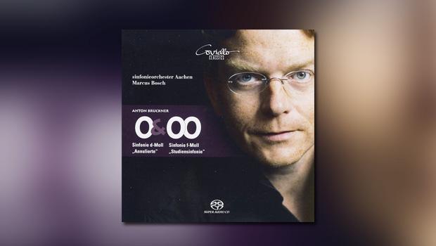 Anton Bruckner: 0 & 00