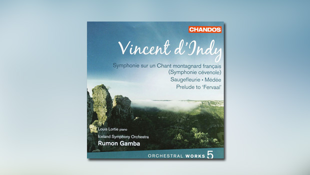 Vincent d'Indy: Orchestral Works, Vol. 5