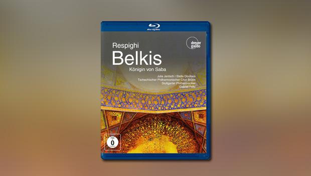 Ottorino Respighi: Belkis, Königin von Saba