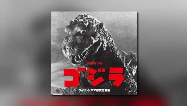King Records: Akira Ifukubes Godzilla als Neueinspielung