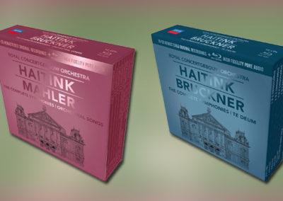 Der Klassik-CD-Tipp, 4-2019: Haitink zum 90sten (Mahler & Bruckner)