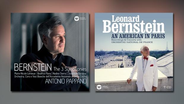 Der Klassik-Tipp: Leonard Bernstein zum 100sten, Nr. 2