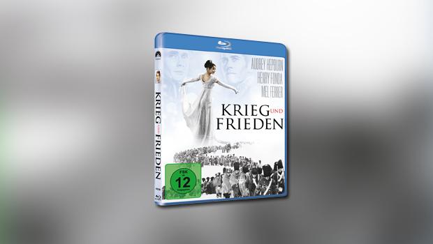 Krieg und Frieden (Blu-ray)
