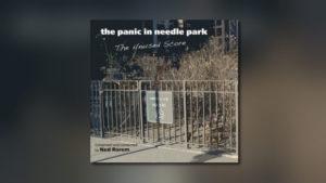 Neu von Kritzerland: The Panic in Needle Park