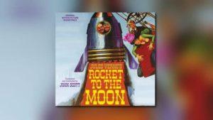Neu von Kritzerland: Jules Verne's Rocket to the Moon