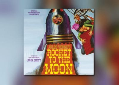 Neu von Kritzerland: Jules Verne's Rocket to the Moon