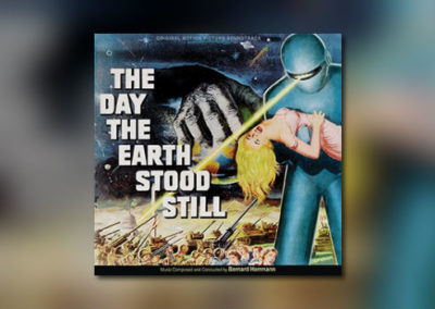 Kritzerland: Bernard Herrmanns The Day the Earth Stood Still