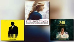 3 neue Alben von Kronos Records