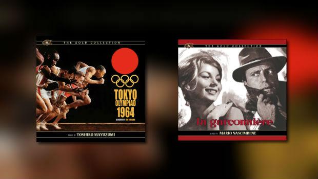 Neu von Kronos: Toshiro Mayuzumi & Mario Nascimbene