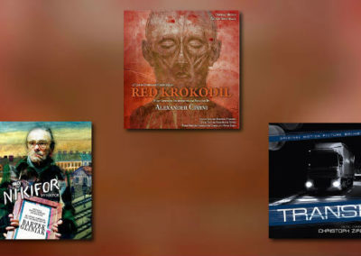 Drei weitere Alben bei Kronos/MSM