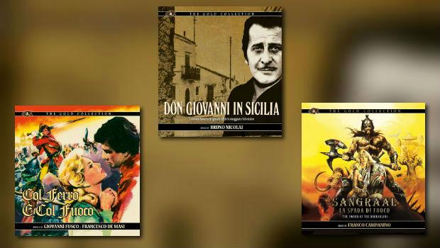 Kronos im Januar: Campanino, De Masi / Fusco & Nicolai