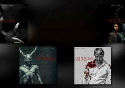 4 x Hannibal von Lakeshore Records