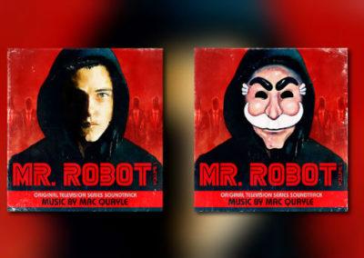 2 x Mr. Robot von Lakeshore