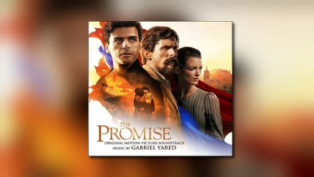 Gabriel Yareds The Promise von Lakeshore Records