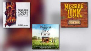 Drei neue Veröffentlichungen von Lakeshore Records