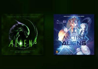 La-La Land: Elliot Goldenthals Alien 3 und mehr