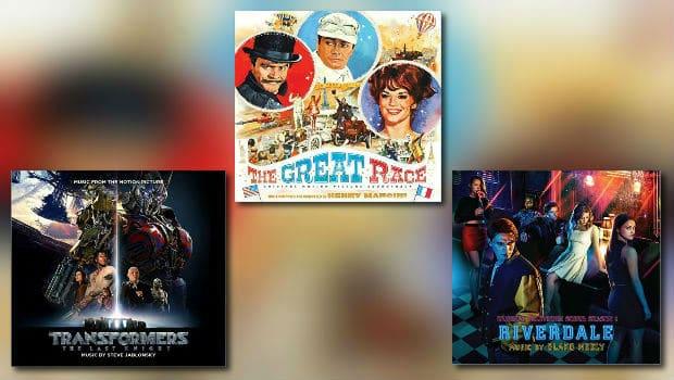 Neu von La-La Land: Henry Mancini, Steve Jablonsky & Blake Neely